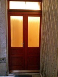 Bejárati ajtó csere